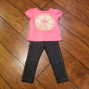 The Children's Place princess outfit